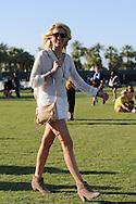 All White Look, Coachella 2015 Day 3