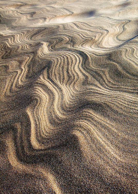 Compression. Great Sand Dunes National Park & Preserve.