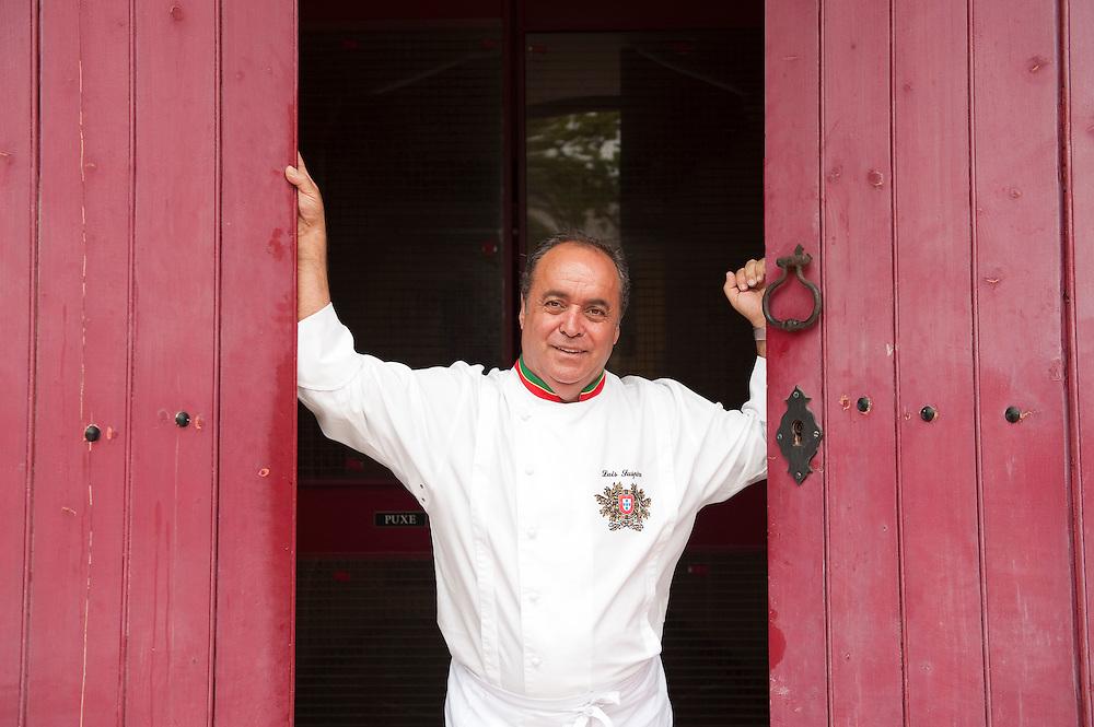 Luis Suspiro, Chef, 2010