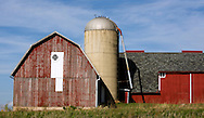 A collection of Barns that still can be seen while traveling the countryside in  the beautiful State of Wisconsin.<br /> Washington County- Red Barn on Hwy 33 and Hwy 175 west of Allenton. Barns from around the State of Wisconsin.