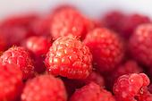 Raspberries - bringebær