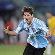 Football Rivalries - Brazil v Argentina