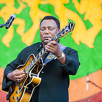 George Benson, New Orleans Jazz & Heritage Foundations 2013