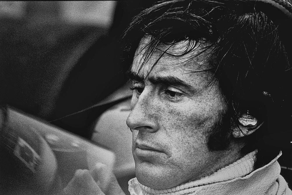 Oblivious to everything else surrounding him, <br />