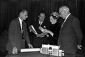 1962 - Presentation of Packaging Awards at the Shelbourne Hotel, Dublin