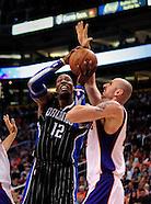 NBA: Orlando Magic vs Phoenix Suns//20110313