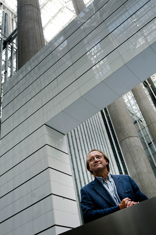 Mats Karlsson, World Bank..Photographer: Chris Maluszynski /MOMENT