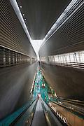 Designed by WOHA Architects <br /> Stadium MRT Station. Singapore