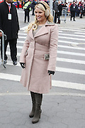 25 November 2010- New York, NY- Jessica Simpson at The Macy's 84th Annual Thanksgiving Day Parade held along Central Park West on the UpperWest Side of New York City on November 25, 2010 in New York City. Photo Credit: Terrence Jennings