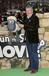 Griff Rhys Jones attends Shaun The Sheep Uk Premiere at Vue West End, Leicester Square, London on Sunday 25 January 2015