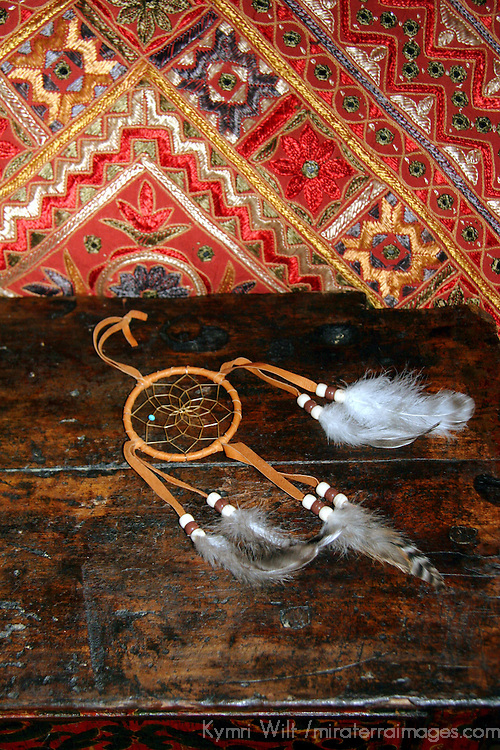 Dreamcatcher, Inn of the Five Graces, Santa Fe, New Mexico.