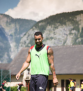 Day 3 - Dundee FC pre-season training camp in Obertraun, Austria