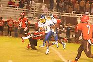 Oxford High's Glenn Gordon (11) vs. Center Hill in Olive Branch, Miss. on Friday, September 21, 2012. Oxford High won.