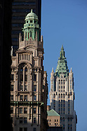 Woolworth building NY205A