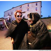 la notte delle masche