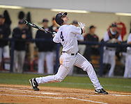 Mississippi's Tim Ferguson vs. Austin Peay at Oxford-University Stadium in Oxford, Miss. on Tuesday, March 9, 2010.