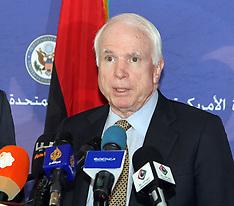 APR 4 2013 John McCain - Tripoli