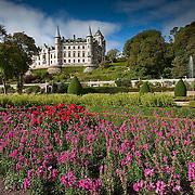 Dunrobin Castle, Golpsie, Caithness, N/E Scotland.