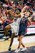 Gonzaga beat Saint Mary's on Gonzaga Day at the McCarthey Athletic Center.