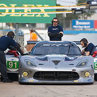 #91 SRT Motorsports SRT Viper GTS-R: Jonathan Bomarito, Ryan Dalziel, Domonik Farnbacher, Marc Goossens