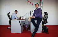 Erik Mell, LeapIN CEO and founder, LeapIN Offices, Ulemiste, Tallinn, Estonia