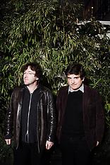 Christophe Blanc et Nicolas Saada (Paris, Janvier 2010)