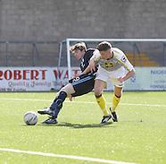 16-05-2015 Dundee v St Mirren - SPFL Development League