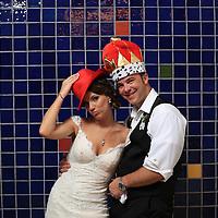 Allison&Brandon Wedding Photo Booth