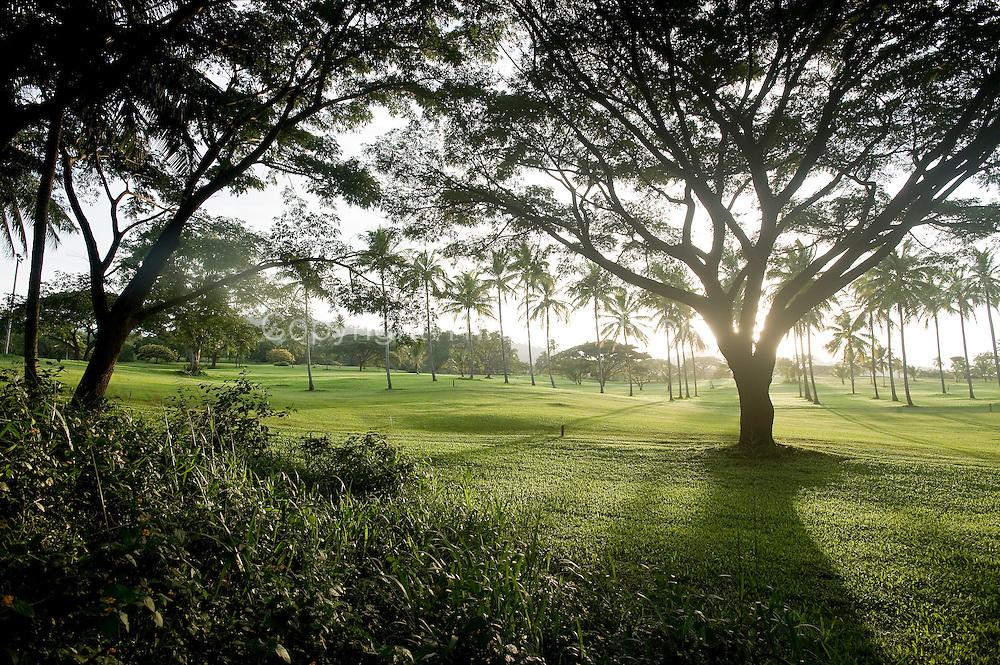Victoria Golf Club. Digana. Sri Lanka.