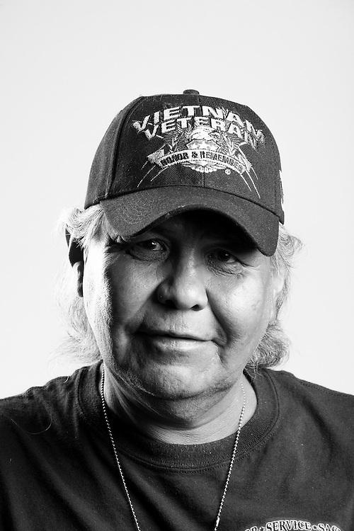 Ronnie Jackson<br /> Air Force<br /> E-5<br /> Pararescue<br /> 1970 - 1974<br /> Vietnam<br /> <br /> Veterans Portrait Project<br /> St. Louis, MO