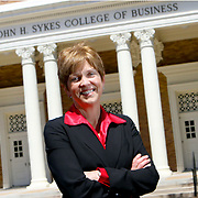 College of Business Portrait, Tampa, Florida