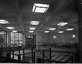 1952 - Interior of St Andrews Street Post Office, Dublin