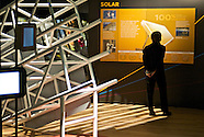 Climate Change exhibit at AMNH