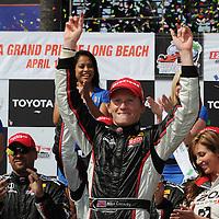 2011 INDYCAR RACING LONG BEACH