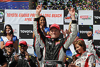 Mike Conway, Toyota Grand Prix of Long Beach, Streets of Long Beach, Long Beach, CA USA 4/17/2011