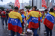 .Elecciones Presidenciales, Venezuela 2012.  04-10-2012..(Ramon Lepage / Orinoquiaphoto)..