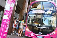 Turistas en Ciudad Vieja