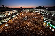 O-15 WORLDWIDE ECONOMIC CRISIS PROTEST. MADRID-SPAIN
