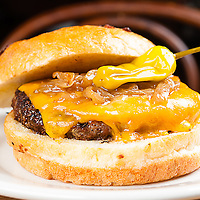 Black Angus Burger<br />