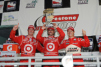 Dario Franchitti,wins championship, Homestead Miami Speedway, Homestead, FL USA 10/10/09
