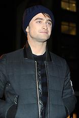 NOV 21 2013 Daniel Radcliffe-Kill Your Darlings Cut Up Art Exhibition