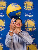 20100721 - Golden State Warriors Jeremy Lin Press Conference