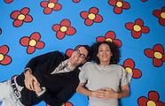 Amanda White, and Jon Gibson, founders of iam8bit.
