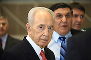 נשיא מדינת ישראל שמעון פרס צילום פורטרט