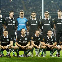 110929 Tottenham v Shamrock Rovers