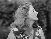 Britta Pålsson, Austria, circa 1933