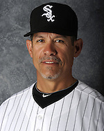 GLENDALE, AZ - MARCH 03:  Juan Nieves of the Chicago White Sox poses for his official team headshot during photo day on March 3, 2012 at The Ballpark at Camelback Ranch in Glendale, Arizona. (Photo by Ron Vesely)   Subject:   Juan Nieves