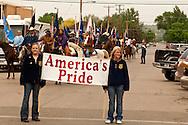 Miles City Bucking Horse Sale Parade, Montana, Americas Pride