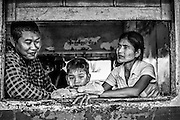 The Yangon Circular Railway  is the local commuter rail network that serves the greater Yangon area.  Stretching for 40 miles and 39 stations, the train runs 200 times and sells 150,000 tickets daily. The loop takes about three hours to navigate, and is a suberb way to take in a cross section of Burmese life, both urban and rural. The train is all open air, and passengers frequently hang outside the doors as it travels as a means of cooling down and taking in some fresh breeze.