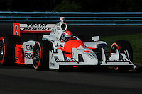 Ryan Briscoe, Camping World GP, Watkins Glen, Indy Car Series